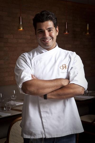 Felipe Bronze Fala De Sua Experiência Na Cozinha