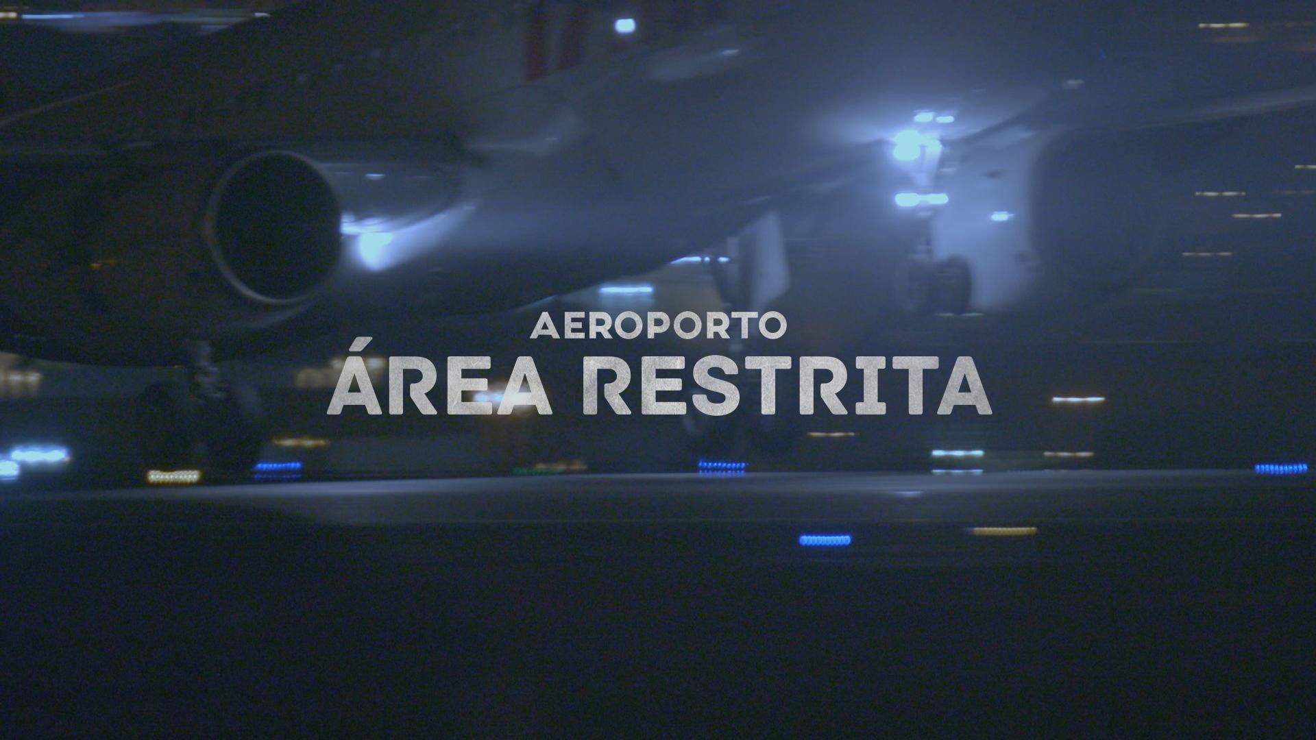 Aeroporto Área Restrita